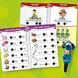 Educational Insights Hot Dots Jr. Let's Master