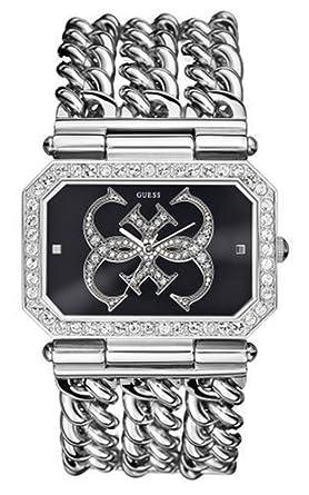 Damenuhren silber guess  Guess Damenuhr Instigator 11532L2: Amazon.de: Uhren