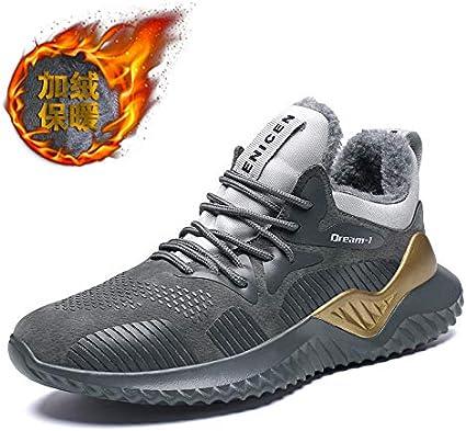 Meet World Zapatillas Deporte Hombres Running Zapatos Hombre Deportivos Casuales Zapatillas Running Hombre Auriculares Correr En Asfalto Calzado Deportivo Hombre,Velvet1,US7/UK6.5/EU40: Amazon.es: Hogar