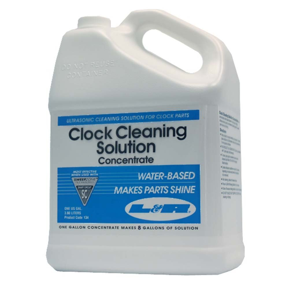L & R Clock Cleaning Concentrate by L&R