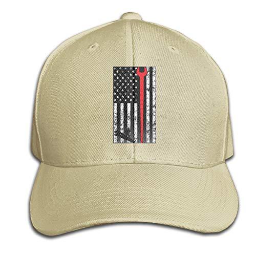 Adjustable American Ironworker Dad Hat Baseball Cap Baseball Visor Cap Trucker Hat Cotton Baseball Cap 9 Colors