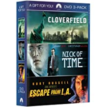 Cloverfield/Nick of Time/Escape from L.A.