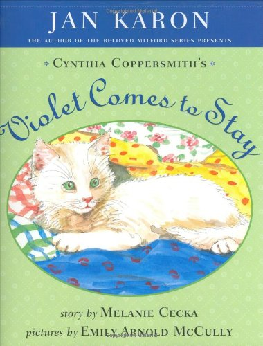 Download Violet Comes to Stay (Cynthia Coppersmith's Violet) ebook