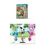 Animal Crossing: amiibo Festival + amiibo 3-Pack