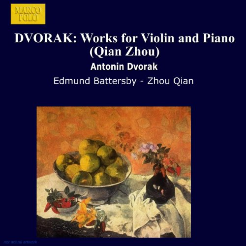 (Dvorak: Works For Violin And Piano (Qian)