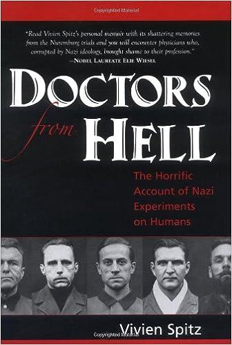 books crime medicine Nazi research human experiments
