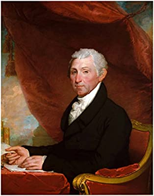 Official United States Presidential Portrait Series: JAMES MONROE