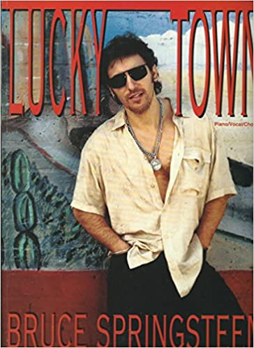 Lucky Town Pianovocalchords Bruce Springsteen Aaron Stang And