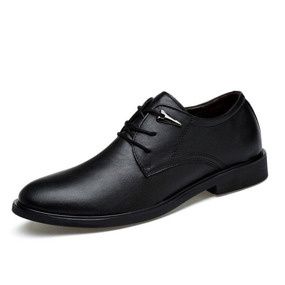 HUAN   Herren Casual Schuhes Leder Spring Fall Formale Schuhe,C,46 Geschäftsarbeit Schuhe Komfort Fahr Schuhe,C,46 Formale - f12350