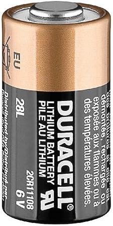 Duracell 28l Lithium Battery 3 Pack Px28l 2cr1 3n 2cr13252 2cr11108