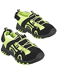 Koala Hard Sole Trek (Toddler) Boys Sandals with Touch Closure