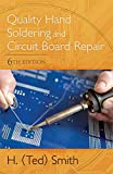 img - for Quality Hand Soldering and Circuit Board Repair book / textbook / text book