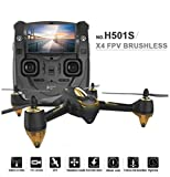HUBSAN H501S X4 Drone 4 Channel GPS Altitude Mode 5.8GHz Transmitter With...
