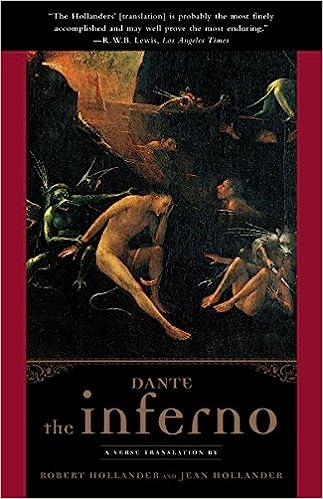 books written by dante