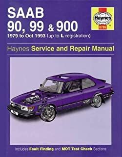 Saab 90, 99 & 900 Service And Repair Manual (Haynes Service & Repair Manual