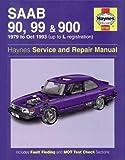 Saab 90, 99 & 900 Service And Repair Manual