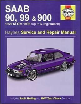 Saab 90, 99 & 900 Service And Repair Manual Haynes Service & Repair Manual: Amazon.es: Haynes Publishing: Libros en idiomas extranjeros
