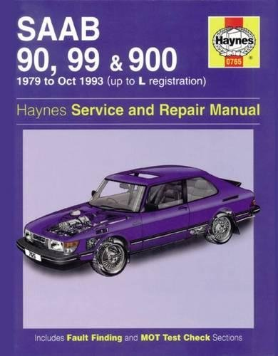 Saab 90, 99 & 900 Service And Repair Manual for sale  Delivered anywhere in USA