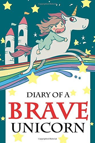 Diary Brave Unicorn Coraline Jennings product image