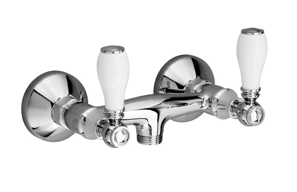 Exposed shower mixer with 1 2  outlet Antique Faucet for Bathroom and Kitchen