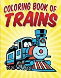 Coloring Book Of Trains - Best Reviews Guide