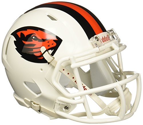 (NCAA Oregon State Beavers Speed Mini Helmet)