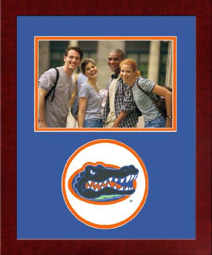 Ncaa Picture Frame (NCAA Florida Gators University Spirit Photo Frame (Horizontal))