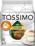 Tassimo Jacobs Krönung Cappuccino , 3er Pack (3 x 8 Portionen) - Auslaufartikel