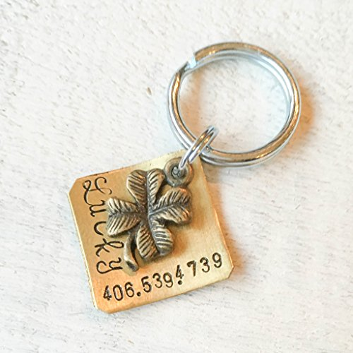 Lucky Charm Pet Tag