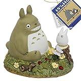 Studio Ghibli My Neighbor Totoro Ceramic Music Box (Scene / Staring Contest)