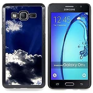 Stuss Case / Funda Carcasa protectora - Sun Nubes Dios Inspiring Cielo Verano - Samsung Galaxy On5 O5