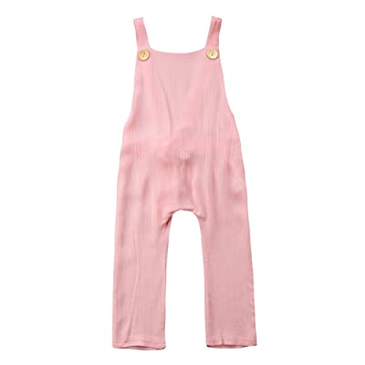 200c783b7 Calsunbaby Baby Girls Boys Romper One-Piece Backless Kids Rompers ...