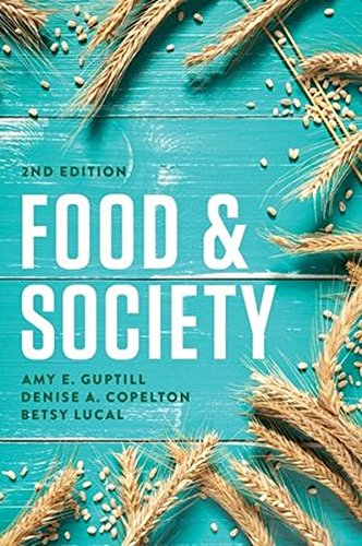 Food and Society: Principles and Paradoxes (Agrarian System)