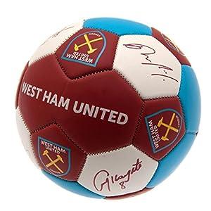 West Ham United F.C Nuskin Football