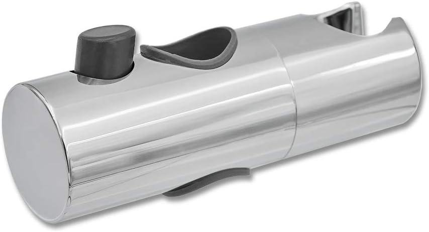 Sanifri 470010850 Universal Konusgleiter Chrom Retain 20.5 f/ür Wandstangen mit Durchmesser 20.5 mm