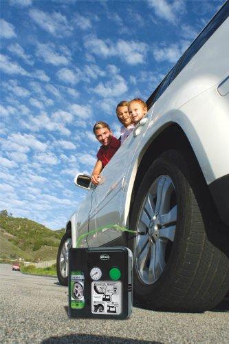 Slime 70005 Safety Spair 7-Minute Flat Tire Repair System
