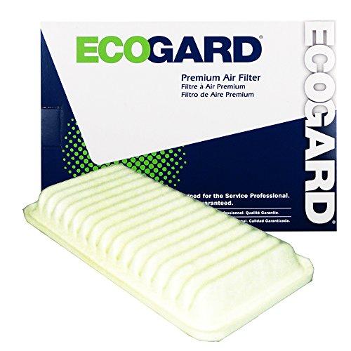 ECOGARD XA5463 Premium Engine Air Filter Fits Toyota Corolla, Matrix / Scion tC / Pontiac Vibe / Scion FR-S / Subaru BRZ / Toyota 86
