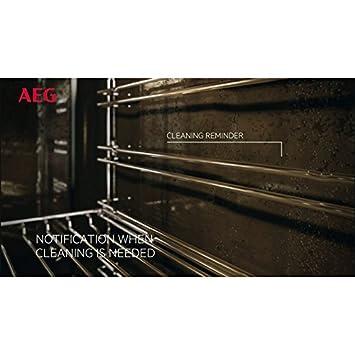 AEG BPB351020M - Horno (Medio, Horno eléctrico, 71 L, 71 L, 30-300 ...