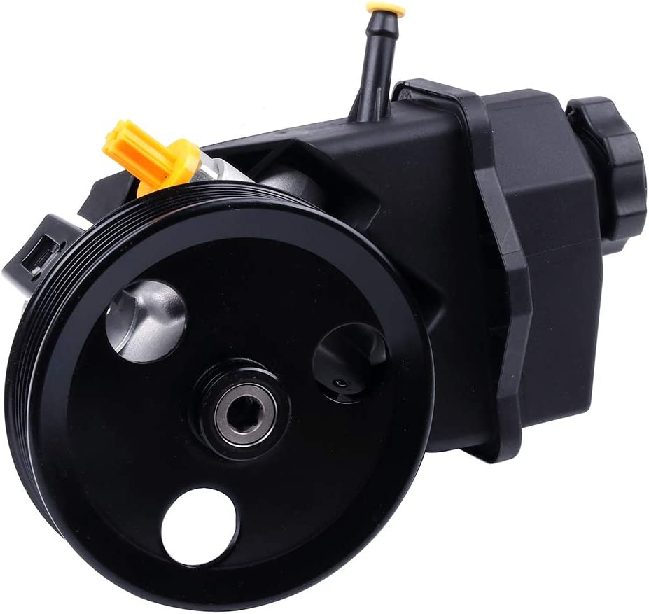 20-69989 Pump 2006-2007 Chevrolet Monte Carlo AUTOMUTO Power Steering Pumps Compatible for 2006-2011 Chevrolet Impala