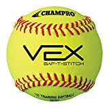 Champro Vex Training Softball, Optic