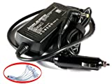 iTEKIRO CAR CHARGER AUTO ADAPTER for Acer Aspire 5560 5560-7414 5560-7696 5733 5733-6426 5733-6436 5733-6838 7250 7250-3821 7560 7560-7811 7560-7828 7560G 7560G-7622 AS5560 AS5560-7414 AS5560-7696 AS5733 AS5733-6426 AS5733-6436 AS5733-6838 AS7250 AS7250-3821 AS7560 AS7560-7811 AS7560-7828 AS7560G AS7560G-7622 + iTEKIRO 10-in-1 USB Charging Cable