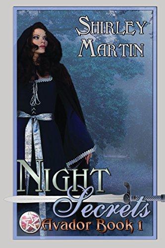 Book: Night Secrets by Shirley Martin