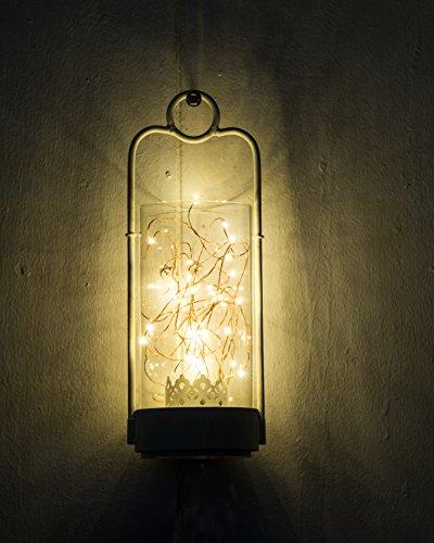 Long String Lights For Bedroom : Oak Leaf 30 Super Bright LED Rope and String Light, 9.8 Feet, Warm White, 2-Set, Desertcart