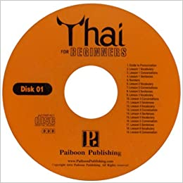Thai for Beginners. 2 audio CDs only