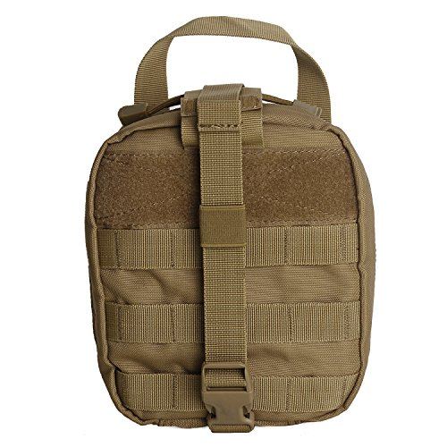 Tactical MOLLE Rip Away Medical Utility