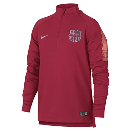4ea694ad405 Image Unavailable. Image not available for. Color  Nike 2018-2019 Barcelona  Drill Training Top ...