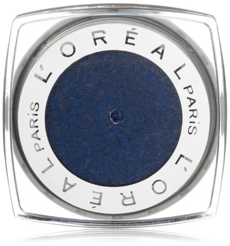 (L'Oréal Paris Infallible 24HR Shadow, Midnight Blue, 0.12)