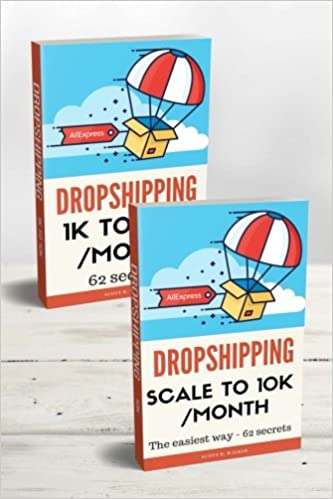 Buy Dropshipping Set: 1k in 1 Month / Scale to 10k/Month Book Online