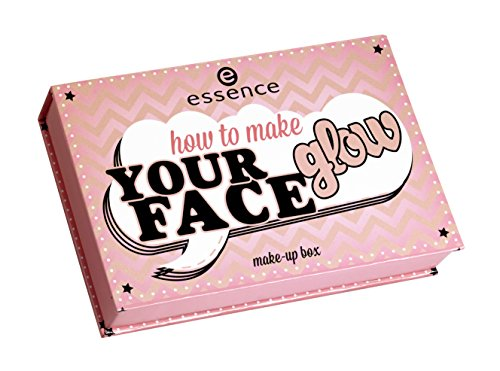 Amazon Com Essence How To Make Your Face Glow Make Up Box