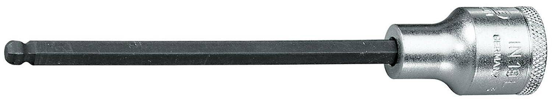 GEDORE 6162810 Vaso destornillador 1/2', forma larga 6 mm